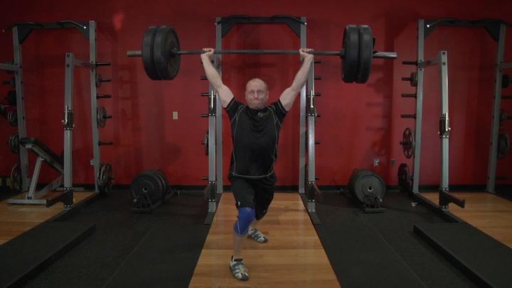 Clean and Jerk - Shoulders / Legs / Back Exercise - Bodybuilding.com