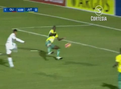 Olimpia 4-1 Juticalpa  (Liga Nacional 2017)