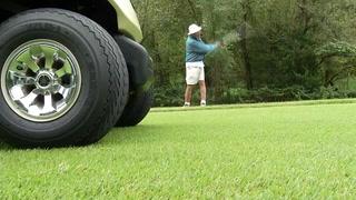 95-year-old WWII vet still winning club golf championships