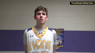 Board on Shot and Lyons Loss to St. Mary
