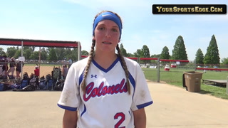 Hannah Sumner on Win Over Oldham County