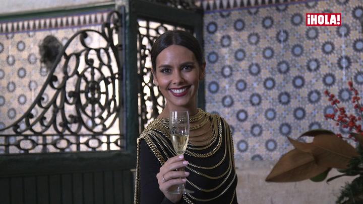 \'Making of\': Cristina Pedroche, doce trajes para doce campanadas
