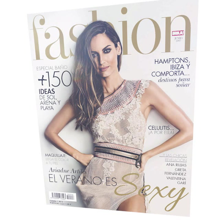 Portada de H!FASHION de junio