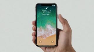 IPhone X, con reconocimiento facial y sin marcos