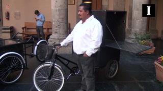 Entregan mobiliario a ambulantes del Centro tapatío