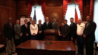 "FSU Vets witness ""veteran friendly"" bills signed into law"