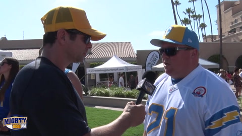 Kaplan: There still are Chargers fans in San Diego