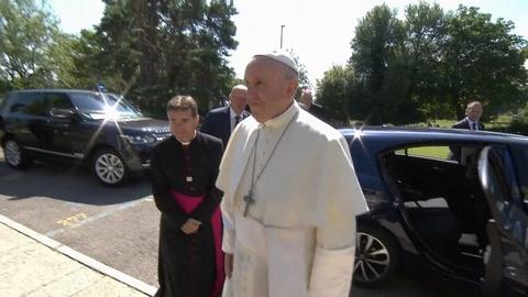 Papa busca mayor unidad con protestantes y ortodoxos en Ginebra
