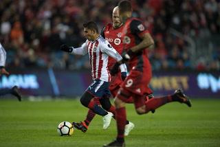 1T: Toronto vence a Chivas en la final de la Champions de Concacaf