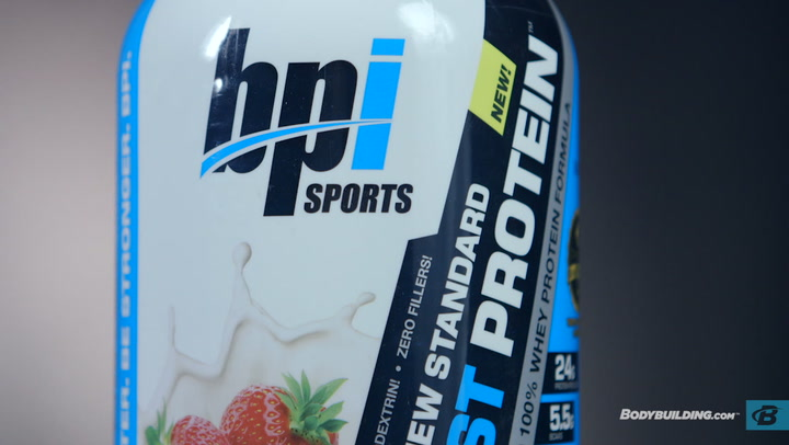 BPI Best Protein | Science-Based Overview