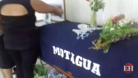 El hincha que aún muerto profesó su pasión por Motagua