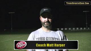 Harper on Regrouping After District Loss