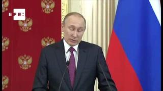 Putin defiende a Trump; dice que buscan 'deslegitimarlo'