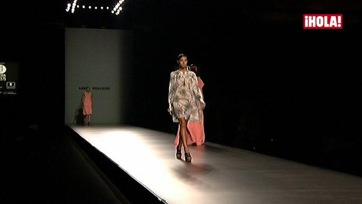 Fashion Week Madrid primavera-verano 2016: Ángel Schlesser