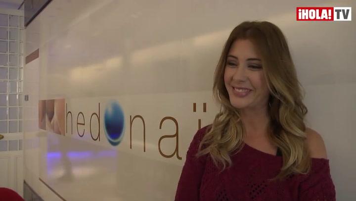 Entrevistamos a Elizabeth Reyes: 'El 2012 ha sido un año muy bonito. He conocido a una persona maravillosa'
