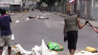 Venezuela más de 100 muertos en cuatro meses de protestas