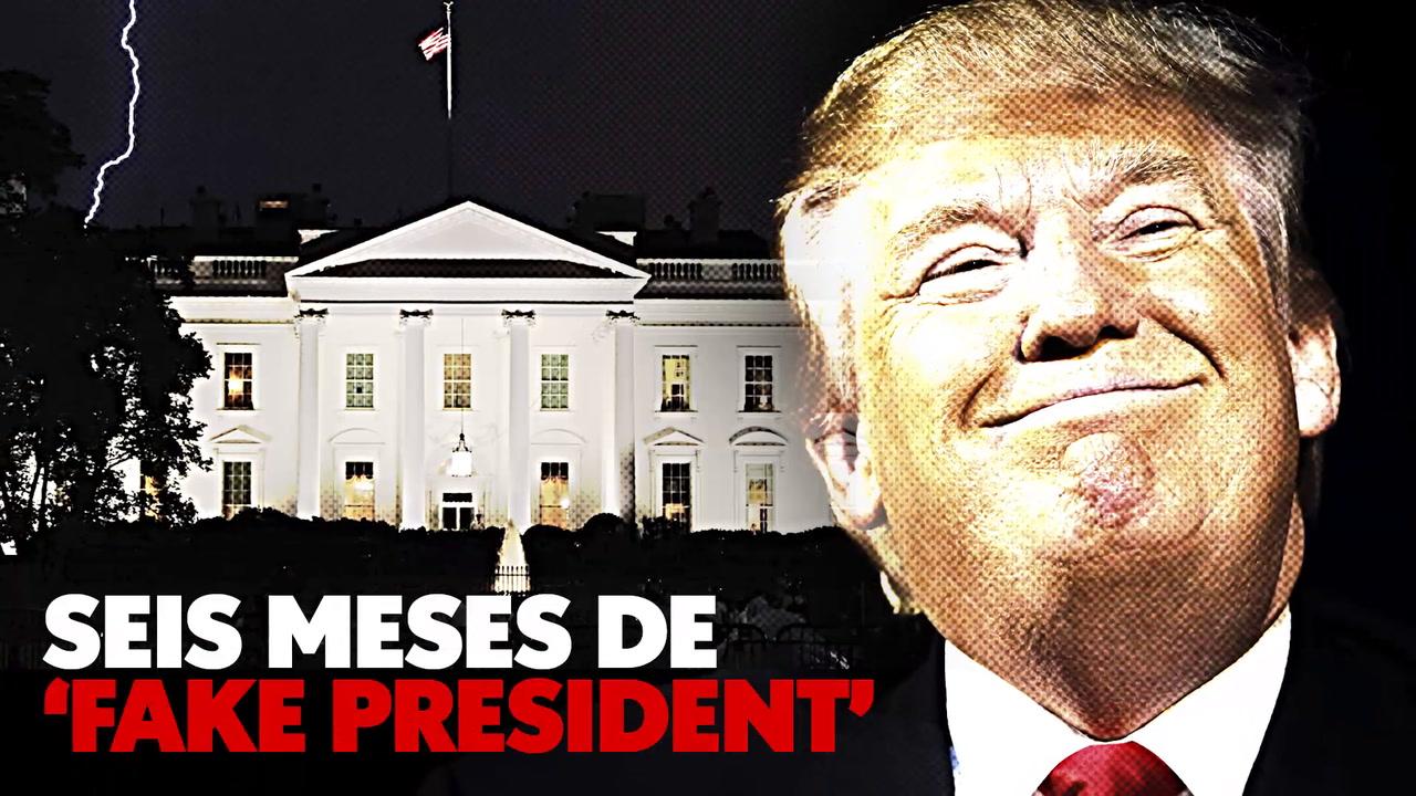 Seis meses de fake president