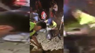 Belinda ayuda a damnificados de Morelos tras sismo en México08