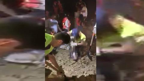 Belinda ayuda a damnificados de Morelos tras sismo en México
