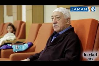 Fethullah Gülen Hocaefendi'nin gurbetteki bayram sabahı