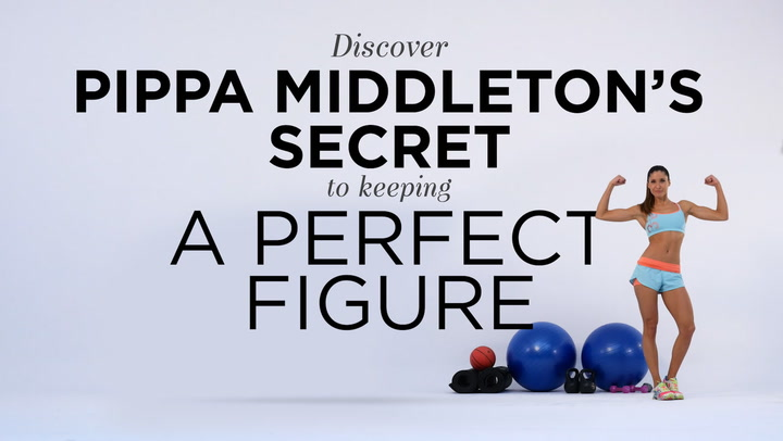 Discover Pippa Middleton\'s secret to keeping a perfect figure