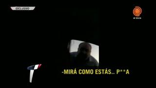 Difunden agresión de golfista Ángel Cabrera a su pareja