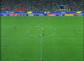 Honduras cae ante México y queda fuera de la Copa Oro 2017