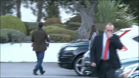 Sara Carbonero e Iker Casillas llevan a Martín a su primera revisión médica