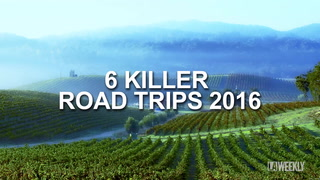 6 Killer Road Trips 2016