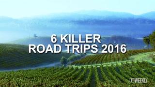6 Killer Road Trips 2016