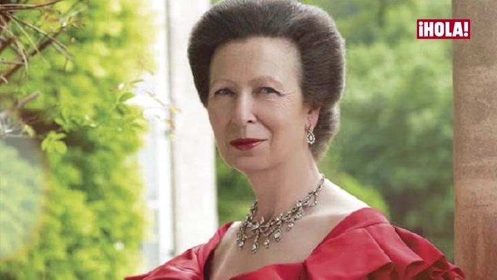 Así es Ana de Inglaterra, la princesa amazona, discreta y trabajadora