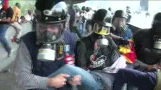 Jornada de protestas en Venezuela deja tres muertos