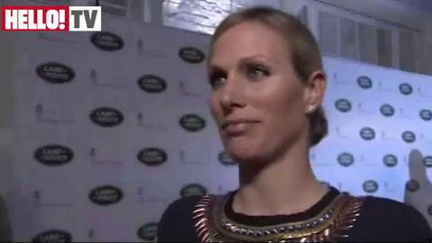 Zara Phillips on the Olympics: \