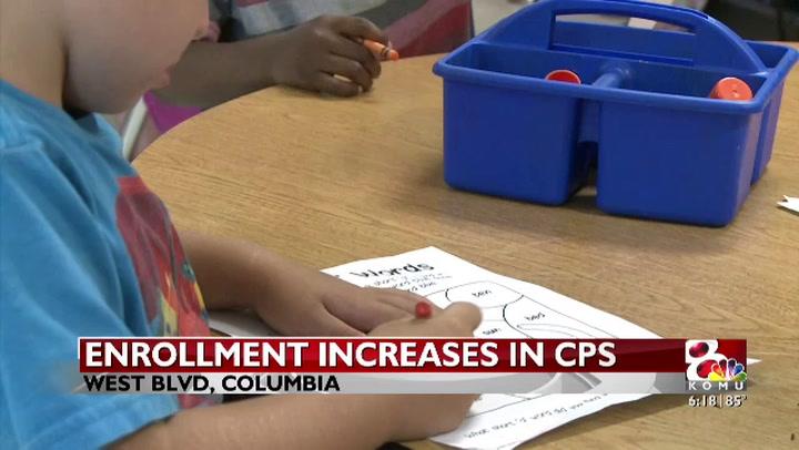 cps enrollment