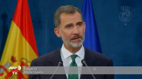 Rey Felipe: España vive