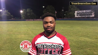Rookard on Winning Division, Playing D