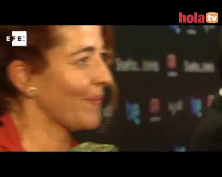Nora Navas gana el Goya a la mejor actriz por \