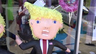 How a Donald Trump Piñata Is Made