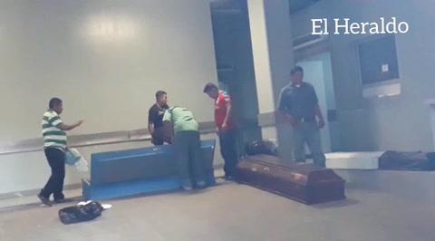 Retiran cadáver de reo muerto en cárcel de Támara