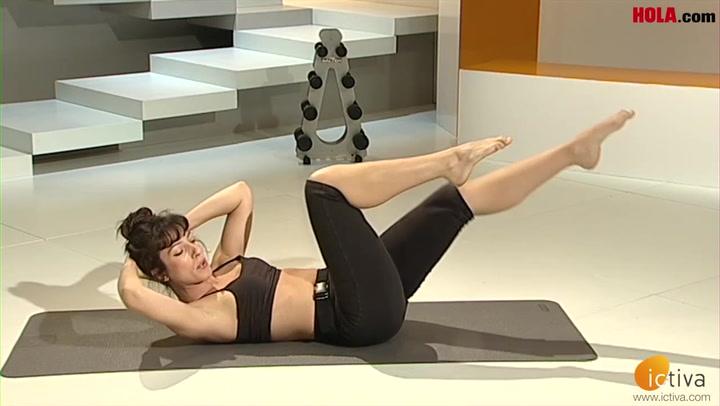 ¡Fortalece tu \'core\' con Pilates!