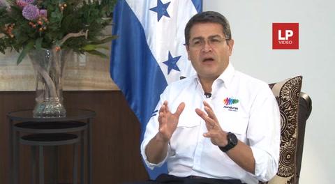 Juan Orlando Hernández: Propuestas de gobierno
