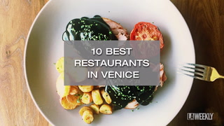 10 Best Restaurants in Venice