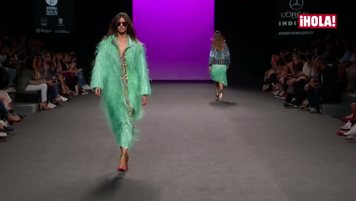 Fashion Week Madrid primavera-verano 2018: Custo Barcelona
