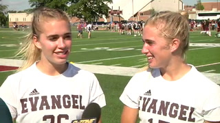 Seeing double at Evangel