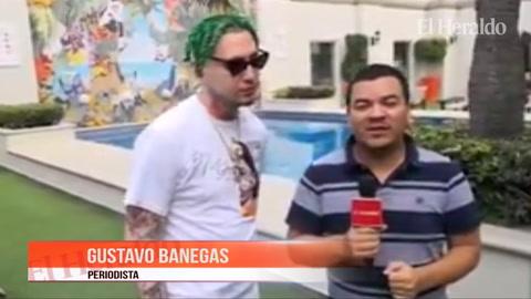 Lary Over llega con su Trap  este sábado 18 de agosto a Tegucigalpa