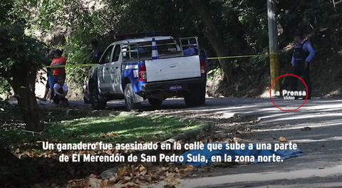 Asesinan a ganadero cuando se ejercitaba en la zona de El Merendón