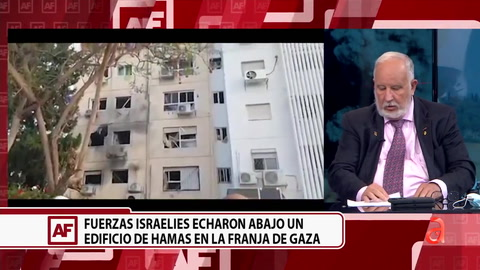 Hamás lanza múltiples cohetes hacia Tel Aviv mientras suenan las alarmas de ataque aéreo en el centro de Israel