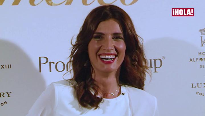 ¿Conoció Elia Galera a Ana Brenda durante su visita a España? La actriz responde...