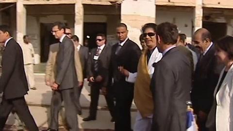 Sarkozy, acusado de presunta financiación libia en campaña 2007