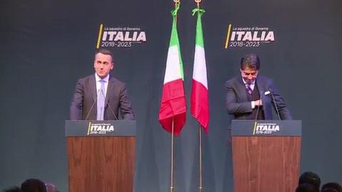 Giuseppe Conte, un académico como primer ministro de Italia